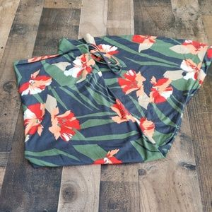 Dresses & Skirts - Patagonia Women's Floral Skirt Sz XL